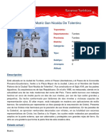 xiglesia matriz