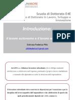 I Contratti Di Lavoro Slide 1 Ottobre 2019