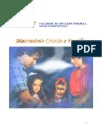 FETSC - MATRIMÔNIO CRISTÃO E FAMÍLIA - CD19