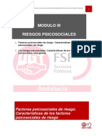 MODULO 3 RIESGOS PSICOSOCIALES