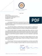 Brnovich Letter to Becerra