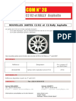 InfoCom N°028  Jantes 6,5x16 ET10