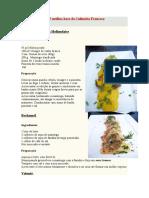Os 5 molhos base da Culinária Francesa