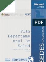 Plan Departamental de Salud
