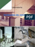 TECNOLOGIA DEL HORMIGON LABORATORIO primera parte