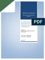 4ºEGB Recomendaciones P3(1)