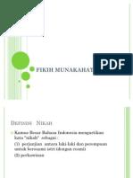 FIKIH MUNAKAHAT
