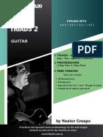 Spread Triadas 2 - Guitar - Nestor Crespo - Free