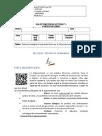 1,- 4 A Y B LENGUA Y LITERATURA GUÍA DE COMPETENCIAS LECTORAS 17.08 TEXTO EXPOSITIVO
