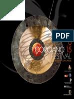 Programma Corciano Festival 2011