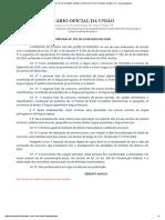 Autorização do Concurso IRBr 2020 - Diplomata
