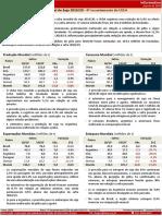 PRODUÇÃO MUNDIAL DE SOJA AGO 2019 FIESP