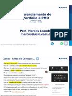GP Gerenciamento de Portfolio e PMO V19.0 - 2020 - Slides