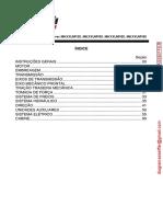 Manual serviço MAXXUM 135, 150, 165, 180 2007 a 2013