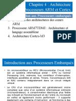 289966906 Cours Architectures Avancees 2eme Partie Pptx