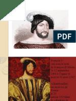Король франции Франциск 1