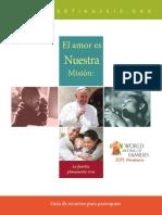 Parish Preparation Packet Spanish