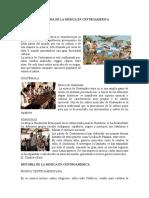 HISTORIA DE LA MÚSICA EN CENTROAMERICA