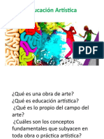 Educación Artística