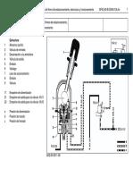 Válvula Manual Del Freno de Estacionamiento, Estructura y Funcionamiento.