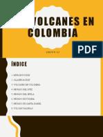 Los Volcanes en Colombia