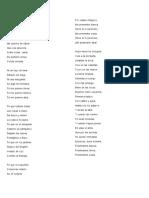 Poemas A. STORNI - G. BELLI