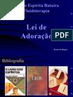 Lei de Adoração - D29