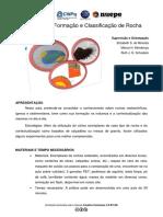 Aula-Rochas-PIBID-UFPR Aula Prática Tipos de Rocha