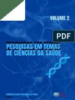 PESQUISAS EM TEMAS DE CIÊNCIAS DA SAÚDE - VOLUME 2