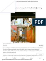 Incendios de nuestra memoria arquitectónica limeña_ Quintas y Callejones _ ArchDaily Perú