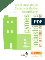 DOC_RC_65_Guía para la implantación del Sistema de Gestión Energética en Pym