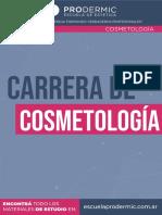 Introducción a la Carrera de Cosmetología