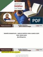 MANHÃS GRAMATICAIS - DIOGO ALVES - 06-04