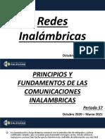 00 - [Redes Inalámbricas] - P57 - Capítulo # 1 - Principios y Fundamentos