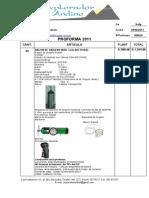 Balon de Oxigeno MOD CGA -870