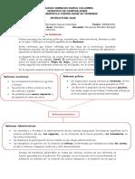 Reformas borbonicas grado Cuarto.