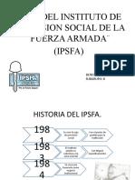 ORGANIZACION DEL IPSFA