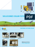 Catalogo Sistemas Solar Fotovoltaico Promoenergia 2015a