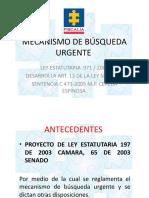 DIAPOSITIVAS DEL MBU final fiscalía