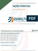 Estatística PCDF aula 08