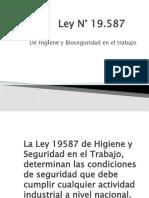 Ley N° 19