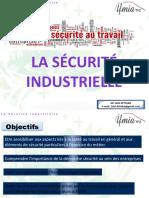 Module Sécurité Industrielle- Séance 1