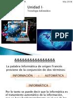 Informática - Clase teórica