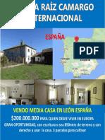 Finca Raiz Leon España