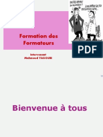 Doc. Formation formateurs Mahmoud YAGOUBI