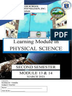 Cover Physical Science