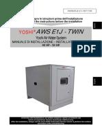 4i. AWS E1TWIN  Installatie manual AWS E1  22-08-2013