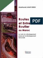 Routes Et Entretien Routier Au Maroc