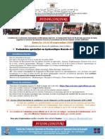 AVIS DE CONCOURS 2019 2020 français