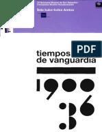 Tiempos de Vanguardia_sala Kubo